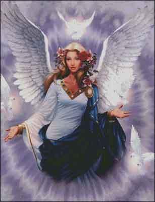 s00-237. Ангел